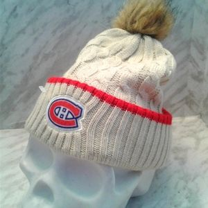 NHL Montreal Canadiens Gertex Pom beanie knit Hat